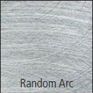 Random Arc aluminum color swatch
