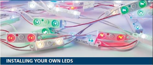 image of LED modules