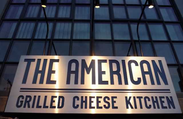 American Grilled Cheese Kitchen