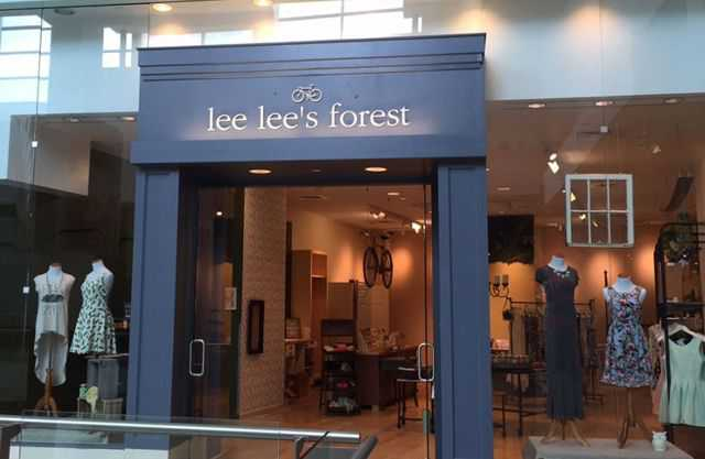 lee lees forest