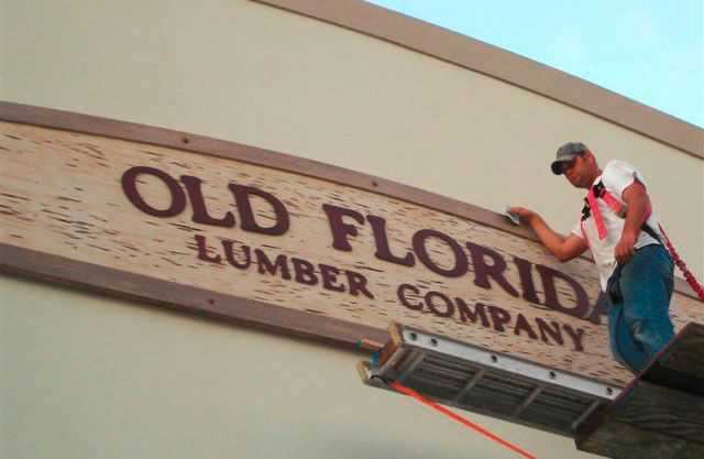 old florida lumber co